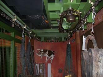 Unique monorail i-beam application