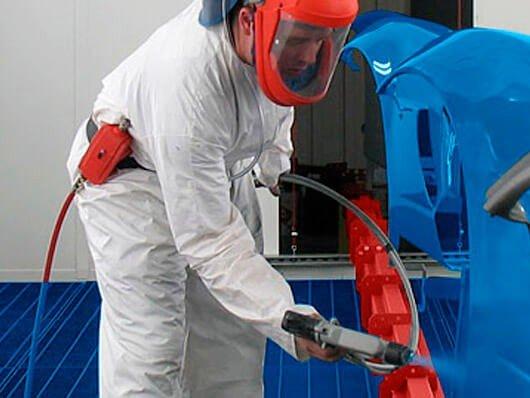 Paint finishing conveyor systems