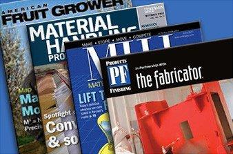 Pacline Overhead Conveyor articles.