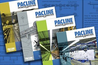 Pacline Overhead Conveyor Brochures.