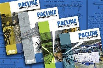 Pacline Overhead Conveyor Brochures.