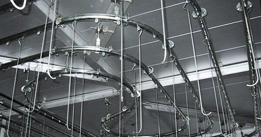 Pacline Overhead Conveyor photos by product.