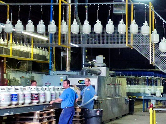 Paint And Finishing Line Conveyor Systems Pacline