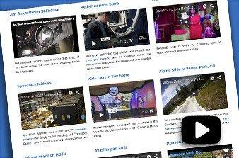 Pacline Overhead Conveyor Customer Videos