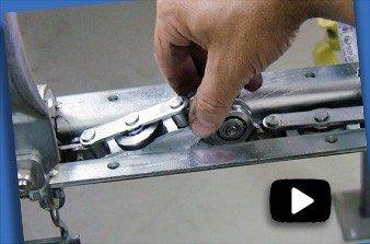 Overhead conveyor maintenance videos.