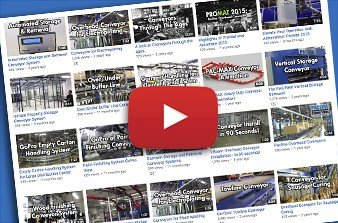 Pacline Overhead Conveyors YouTube Gallery