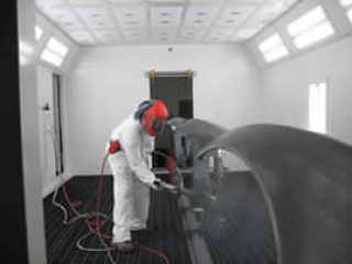 Pacline S-60 inverted paint conveyor