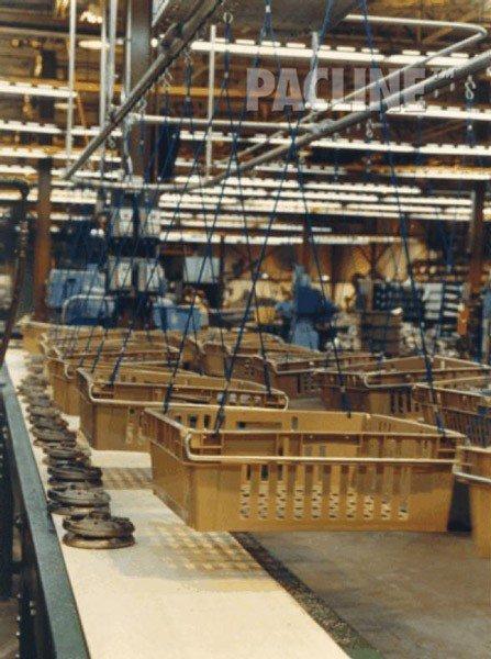 Assembly Line Conveyor System Photos Pacline