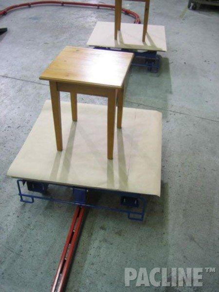 Towline Floor Conveyor Photo Gallery Pacline