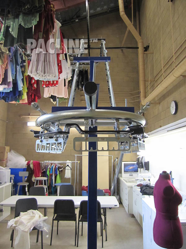 Garment Handling Conveyor Photos Pacline