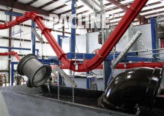 Heavy Duty Conveyors High Capacity Pacline