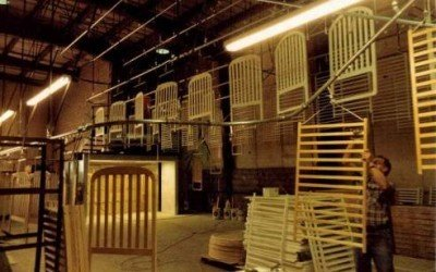 Conveyor Offers Many Advantages to Woodworking