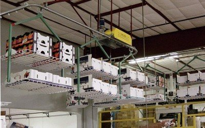 "Pacline Overhead Conveyors are ""Multi-Talented"""