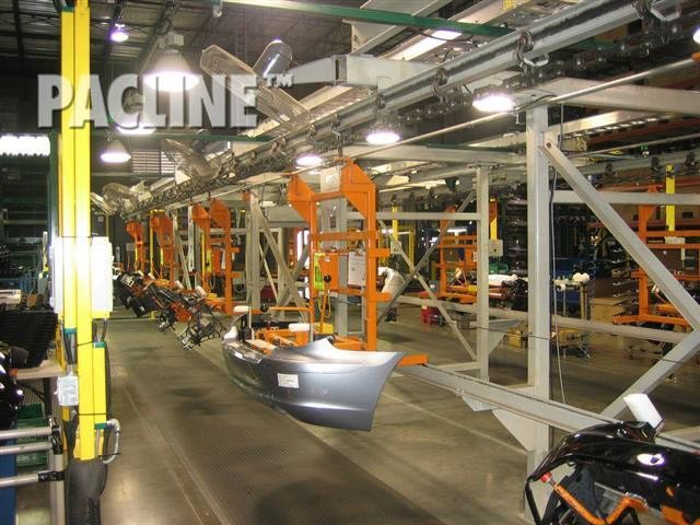 Assembly Line Systems : Assembly line conveyor system photos pacline
