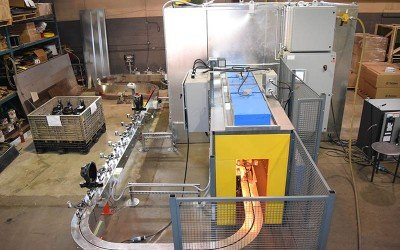 Power and Free Conveyor for Painting Automotive Parts