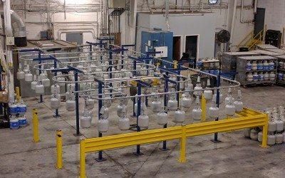 Overhead Conveyor Customer Success Story
