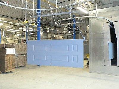 Overhead Conveyors for Doors and Windows