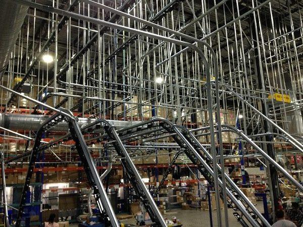 Storage and Retrieval Custom Conveyor