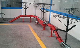 cost-effective chain-on-edge conveyor alternative solution