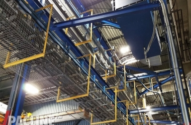 Automotive-power-and-free-conveyor
