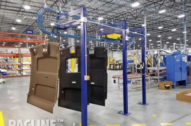 Unibilt Over and Under Conveyors