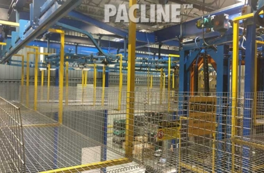 Unibilt Power and Free Conveyor