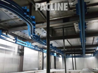 Unibilt Power and Free Conveyors