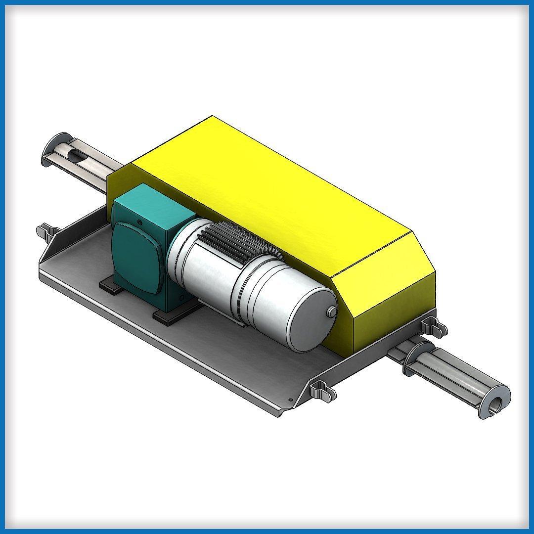 D-500 Drive Unit overhead conveyor part