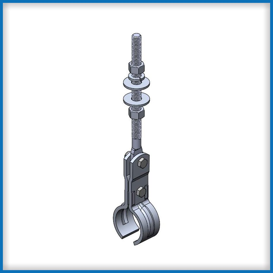 TH-200 Track Hanger Clamp