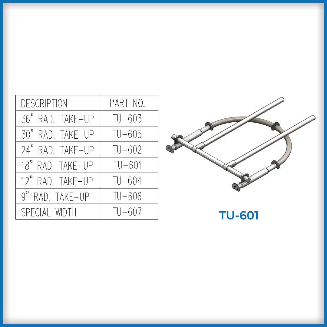 TU-601 Take-Up Assembly