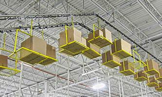 Overhead Conveyors 101: What is an Overhead Conveyor?