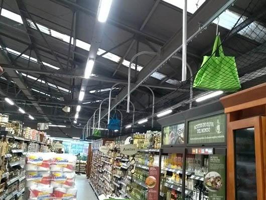 Grocery Store Conveyor