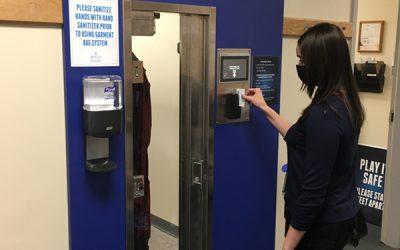 Automated Uniform Distribution System Case Study
