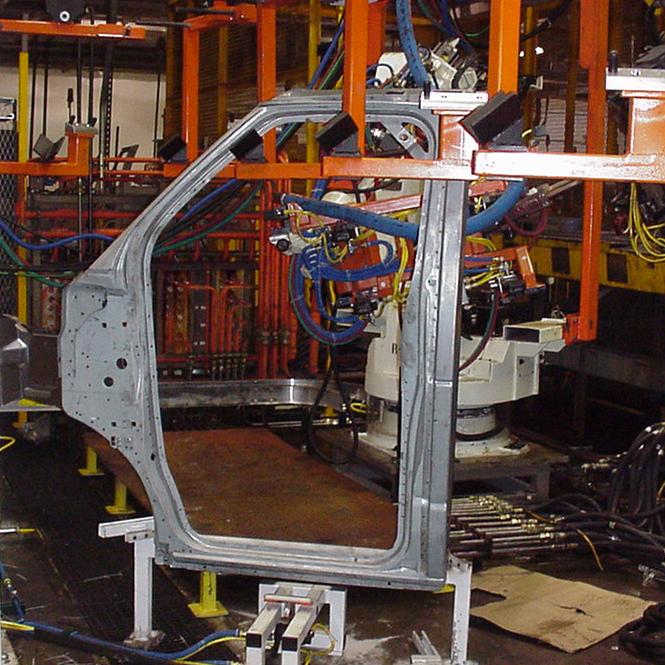 Automotive-Door-Assembly