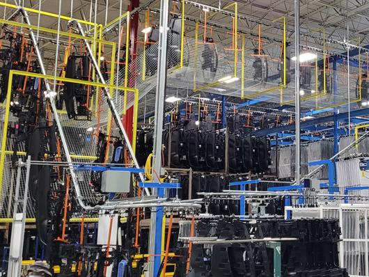 Automotive Conveyor System Solutions Pacline