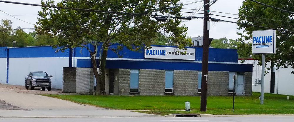 Pacline Conveyors Expands North American Operations